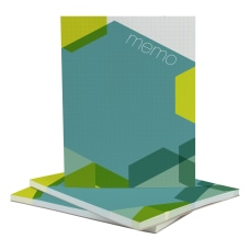 Custom Full Color Memo Pads 4