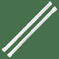 Genuine Joe Jumbo Straight Straws Box
