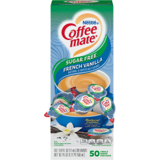 Nestl Coffee mate Liquid Creamer Sugar