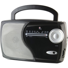 WeatherX WR282B Weather Alert Radio AM