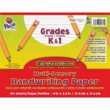 Pacon Grades K 1 Multi sensory