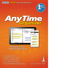 AnyTime Organizer Deluxe 16 Download