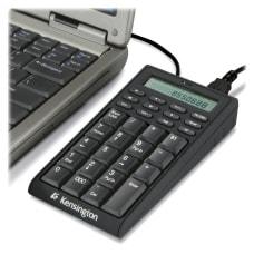 Kensington Notebook USB KeypadCalculator