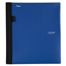 Five Star Advance Notebook 8 12