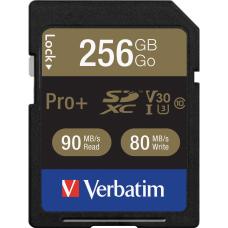 Verbatim Pro 256 GB SDXC Class