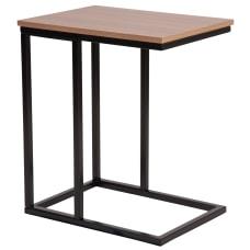 Flash Furniture Wood Grain Side Table