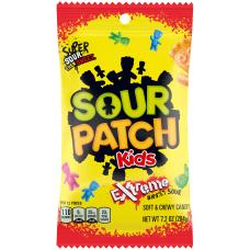 Sour Patch Kids Extreme 72 Oz