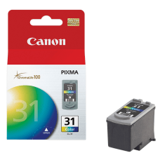 Canon CL 31 Tricolor Ink Cartridge