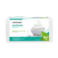 Highmark Paper Napkins 11 12 x