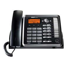 RCA 2 Line Corded DECT 60