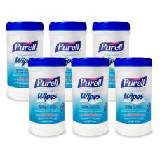 Purell Hand Sanitizing Wipes Fresh Scent