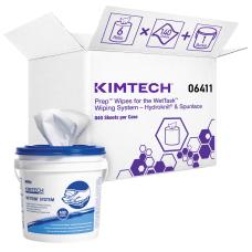 KIMTECH WetTask System Prep Wipers 12