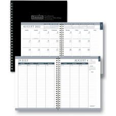 House of Doolittle Academic WeeklyMonthly Planner