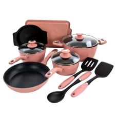 Oster Lynhurst 12 Piece Aluminum Cookware
