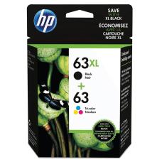 HP 63XL High Yield Black And