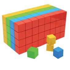 Geomag Magicube 128 Piece Classroom Set