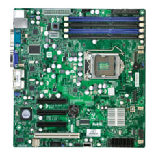 Supermicro X8SIL Server Motherboard Intel Chipset