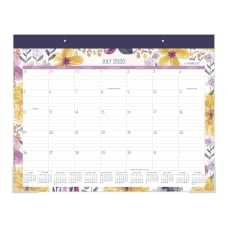 Cambridge Whimsical Academic Monthly Desk Pad