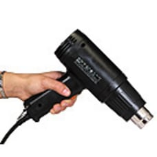 Two Temperature Heat Gun