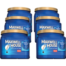 Maxwell House Original Ground Canister Coffee