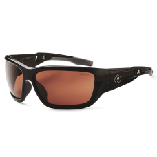 Ergodyne Skullerz Safety Glasses Baldr Black