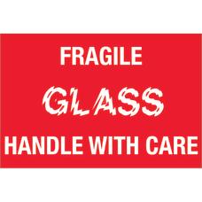 Tape Logic Preprinted Labels DL1066 Fragile