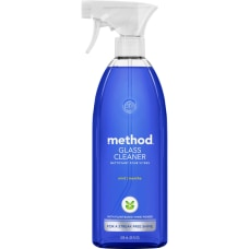Method Glass Surface Cleaner Spray Mint