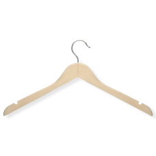 Honey Can Do Wood Top Hangers