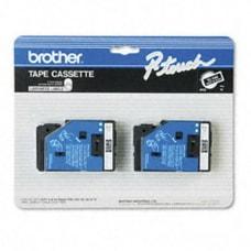 Brother TC 34Z White On Black
