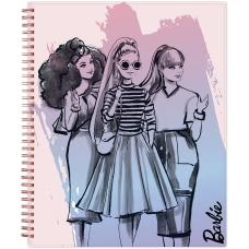 Blue Sky Barbie WeeklyMonthly Planning Calendar