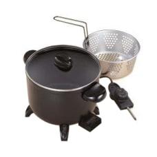 Presto 06006 Multi Cooker Steamer Black