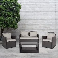 Flash Furniture Aransas Series 4 Piece