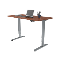 Loctek Electric Height Adjustable Stand Up