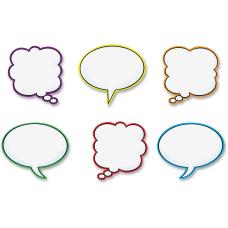 Trend Speech Balloons Classic Accents Set