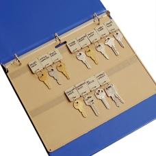 STEELMASTER File Drawer 22 Key Panel