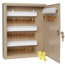 STEELMASTER Unitag 80 Key Cabinet Sand