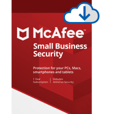 McAfee Small Business Security 5 Devices