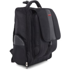 Swiss Mobility Carrying Case Rolling Backpack
