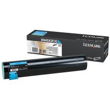 Lexmark X945X2CG Cyan Toner Cartridge