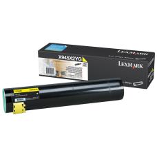 Lexmark X945X2YG Yellow Toner Cartridge