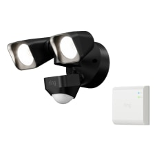 Ring Smart Lighting Wired Floodlight With