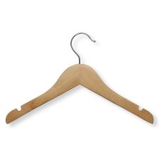 Honey Can Do Wooden Kids Hangers