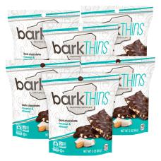 barkTHINS Dark Chocolate Coconut With Almonds
