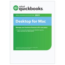 QuickBooks Desktop Pro For Mac 2021