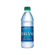 Dasani Purified Water 169 Oz Pack