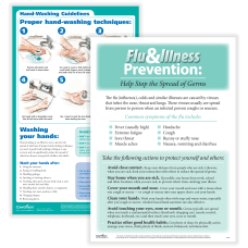 ComplyRight Flu And Illness Prevention Posters