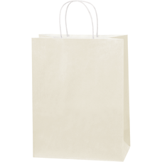 Partners Brand Tinted Paper Shopping Bags
