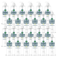 Hand Sanitizer with Aloe Fragrance Free