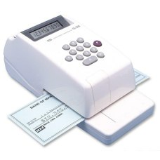 MAX USA Electronic Check Writer 10