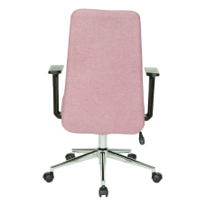 Office Star Evanston Office Chair Orchid